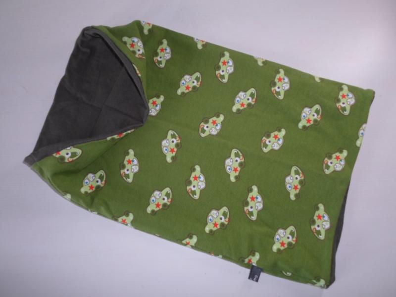 Kleinesbild - Kinder-Loop Schal Schlauchschal *Macchina* von friess-design
