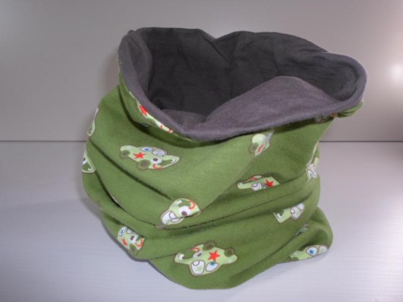 - Kinder-Loop Schal Schlauchschal *Macchina* von friess-design  - Kinder-Loop Schal Schlauchschal *Macchina* von friess-design