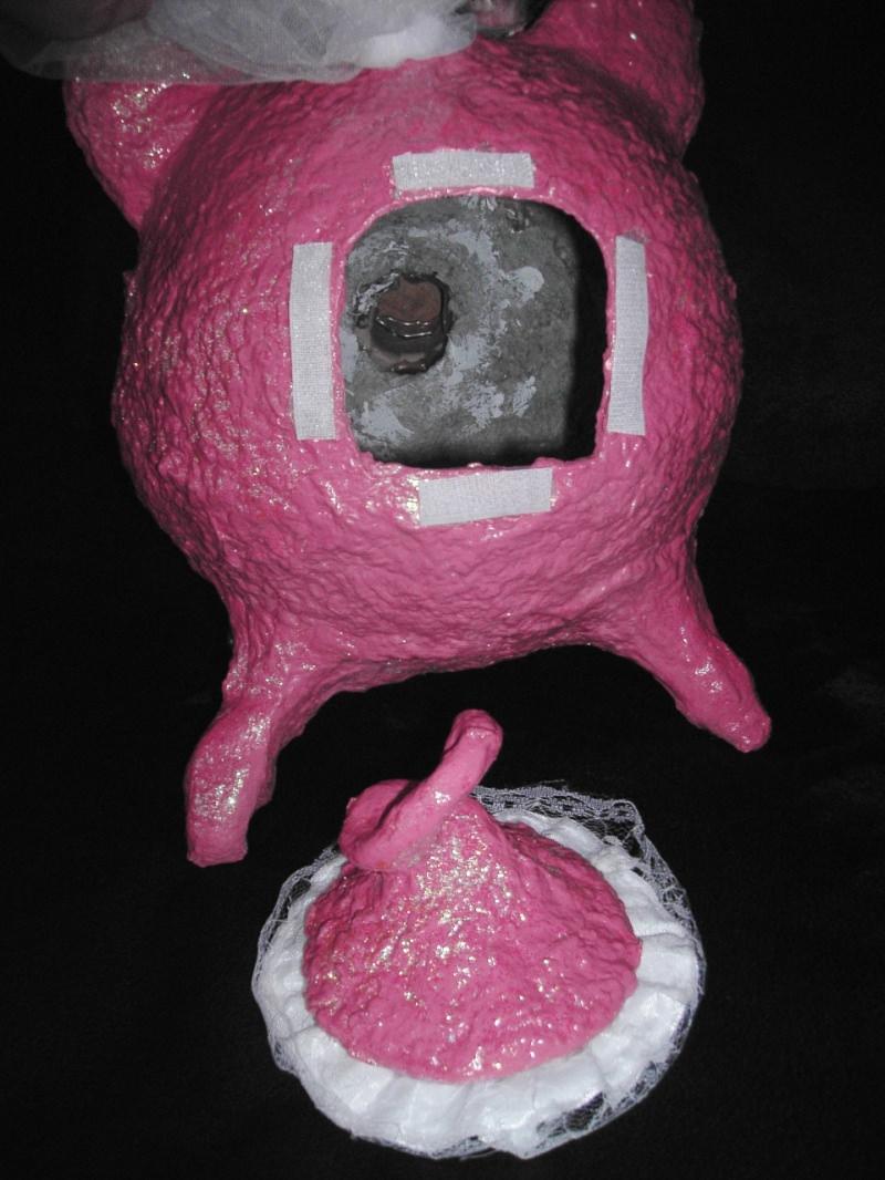 Kleinesbild - Geldschwein  LIZZY DAS BRAUTSCHWEIN Sparschwein Geschenk Hochzeit XXL- Geldschwein Geldgeschenk Verlobung großes Sparschwein Sammelschwein