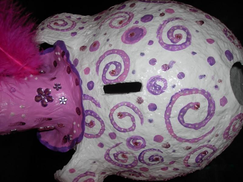 Kleinesbild - Geldschwein  IZZY DAS HOCHZEITSSCHWEIN Sparschwein Geschenk Hochzeit XXL- Geldschwein Geldgeschenk Verlobung großes Sparschwein Sammelschwein