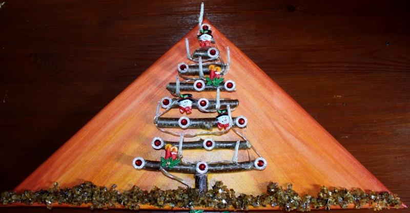 Anlasse Wanddeko Schneemann Baum Weihnachtsbaum Weihnachtsdeko