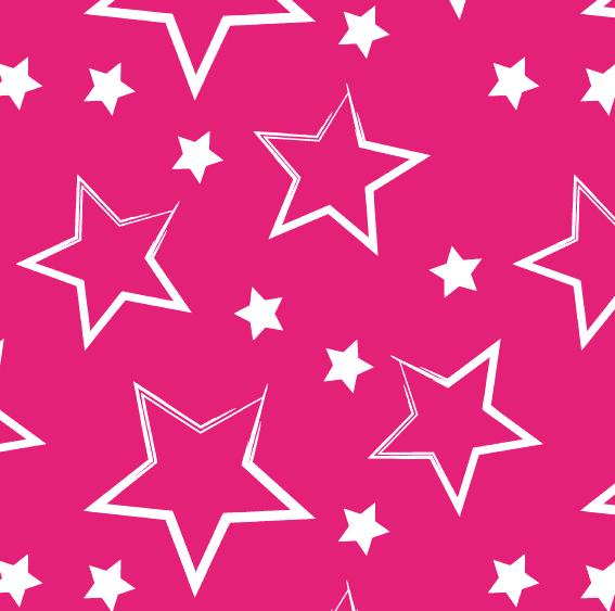 - 50cm Baumwollstoff 100% Baumwolle Meterware Kinderstoff Hergestellt nach ÖkoTex100 Sterne Pink - 50cm Baumwollstoff 100% Baumwolle Meterware Kinderstoff Hergestellt nach ÖkoTex100 Sterne Pink