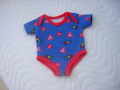 - Puppenkleider Body Unterwäsche Jungs, Ampel ca. 43 cm  - Puppenkleider Body Unterwäsche Jungs, Ampel ca. 43 cm