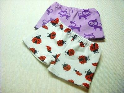 - Handgemachte Unterwäsche Unterhosen, Slip Panty für Puppen ca.  46-48 cm  - Handgemachte Unterwäsche Unterhosen, Slip Panty für Puppen ca.  46-48 cm