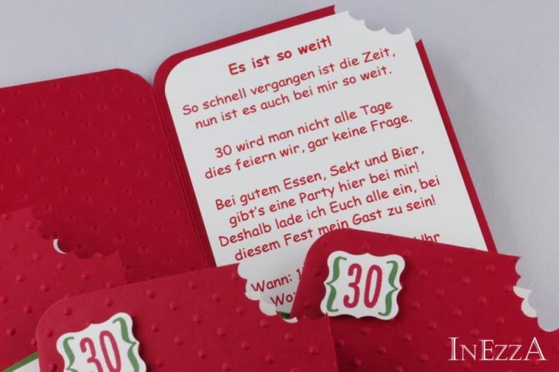 Kleinesbild - Einladungskarte Eis am Stiel Zitrone für den Kindergeburtstag mit echtem Holzstiel