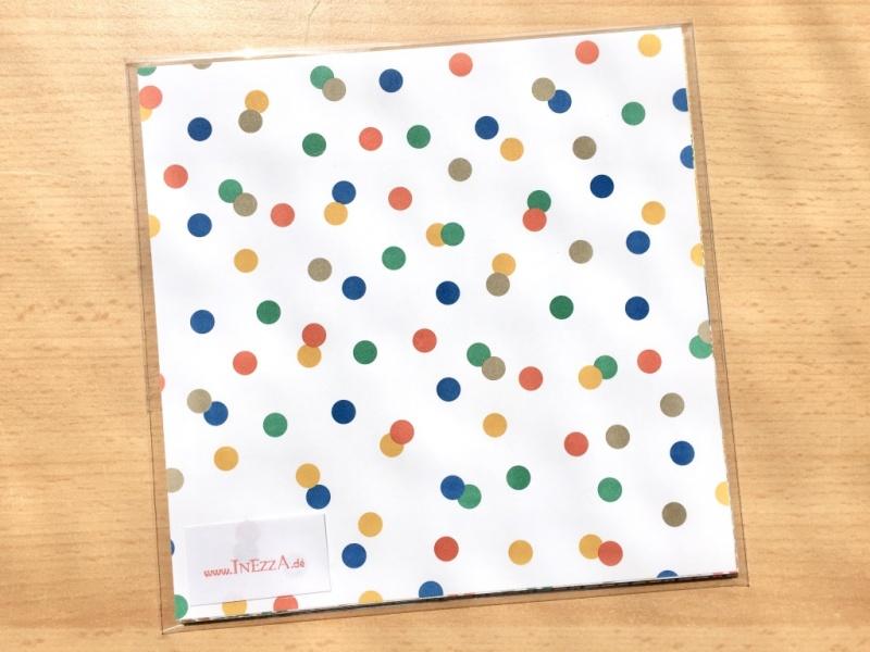 Kleinesbild - Designerpapier Set Für Partylöwen Probepaket Stampin Up