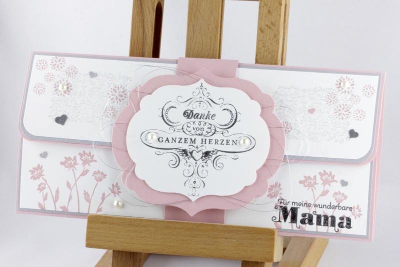 - Konzertkartenverpackung zum Geburtstag für Muttern oder zum ♡ Muttertag ♡ - Konzertkartenverpackung zum Geburtstag für Muttern oder zum ♡ Muttertag ♡