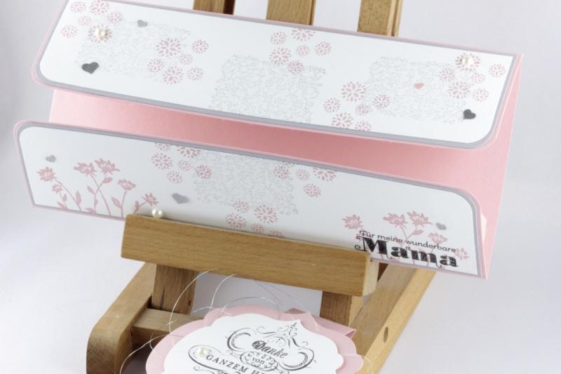 Kleinesbild - Konzertkartenverpackung zum Geburtstag für Muttern oder zum ♡ Muttertag ♡