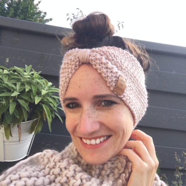 Kleinesbild - ELLI My Size - Stirnband im Schleifenlook