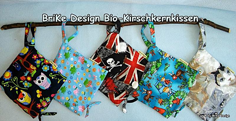 Kleinesbild -  ♡Bio-Kirschkernkissen Marienkäfer♡ handmade BriKe Design