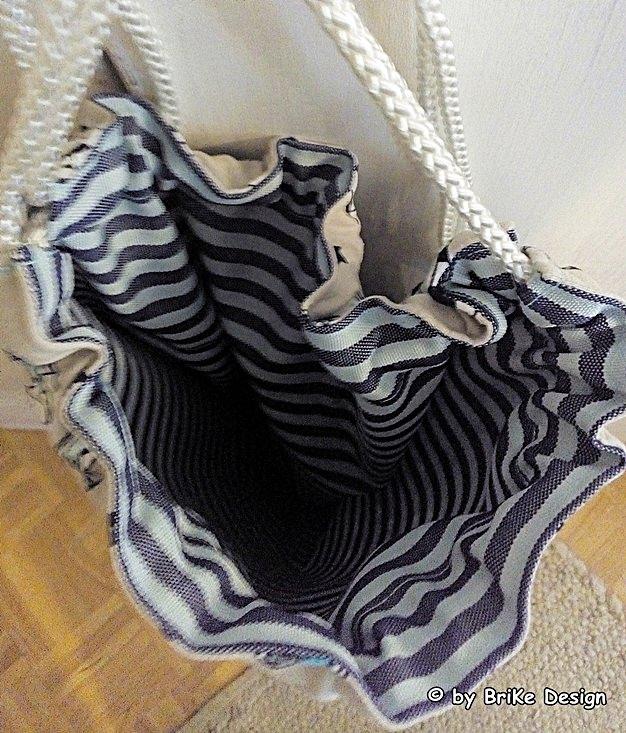 Kleinesbild -  ☀Rucksack Sport☀mit Seitenfach☀ handmade BriKe Design