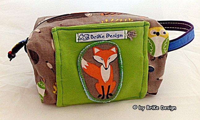 -  ♡Krimskrams-Tascherl Waldtiere♡ handmade BriKe Design -  ♡Krimskrams-Tascherl Waldtiere♡ handmade BriKe Design