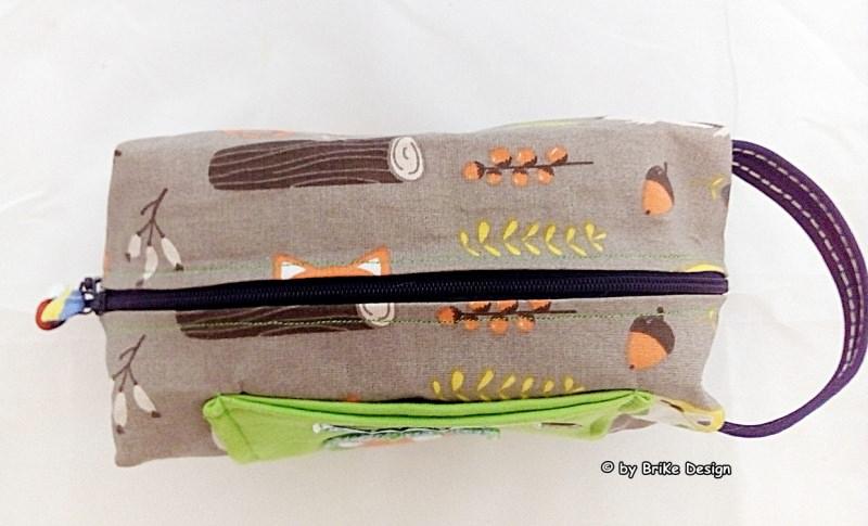 Kleinesbild -  ♡Krimskrams-Tascherl Waldtiere♡ handmade BriKe Design