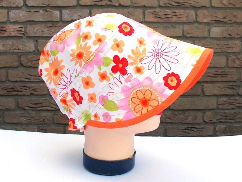 - Sommerhut zum Mitwachsen für Mädchen - Sommerhut zum Mitwachsen für Mädchen