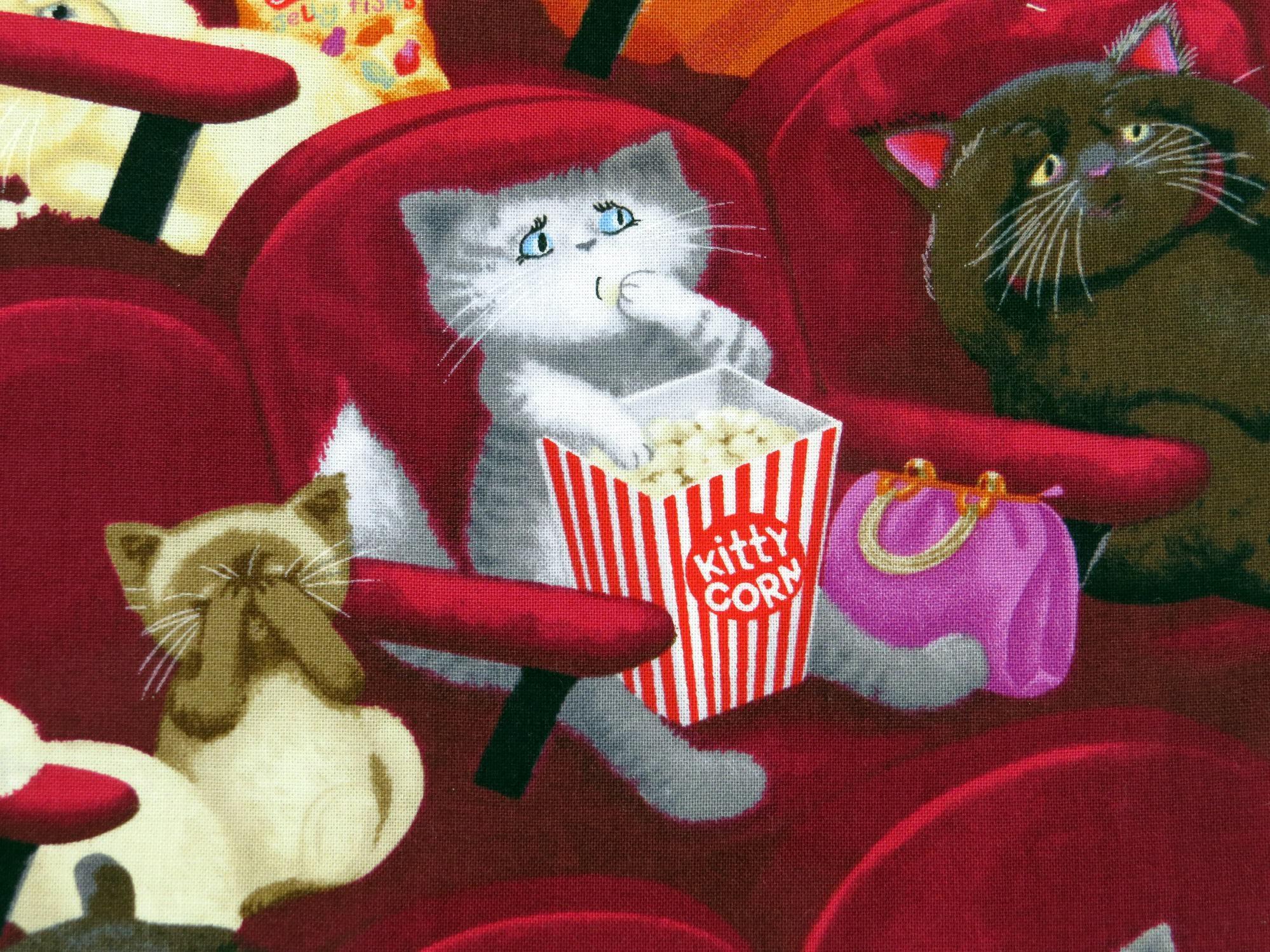Dekoration W Rmflaschenbezug Kino Katzen F R 2l W Rmflasche