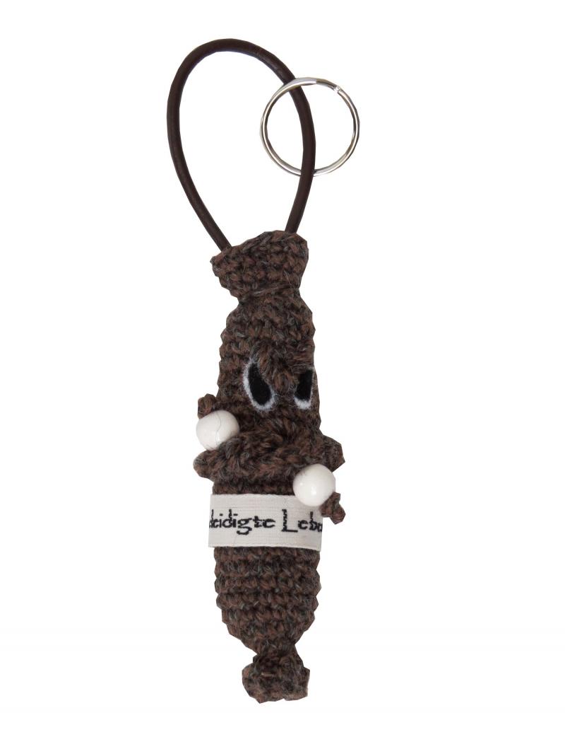 Kleinesbild - Schlüsselanhänger Grobe Beleidigte Leberwurst