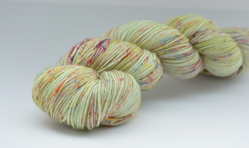 Kleinesbild - Merino High Twist - handgefärbt - LL 400 Meter/100 gramm - Color No. 10