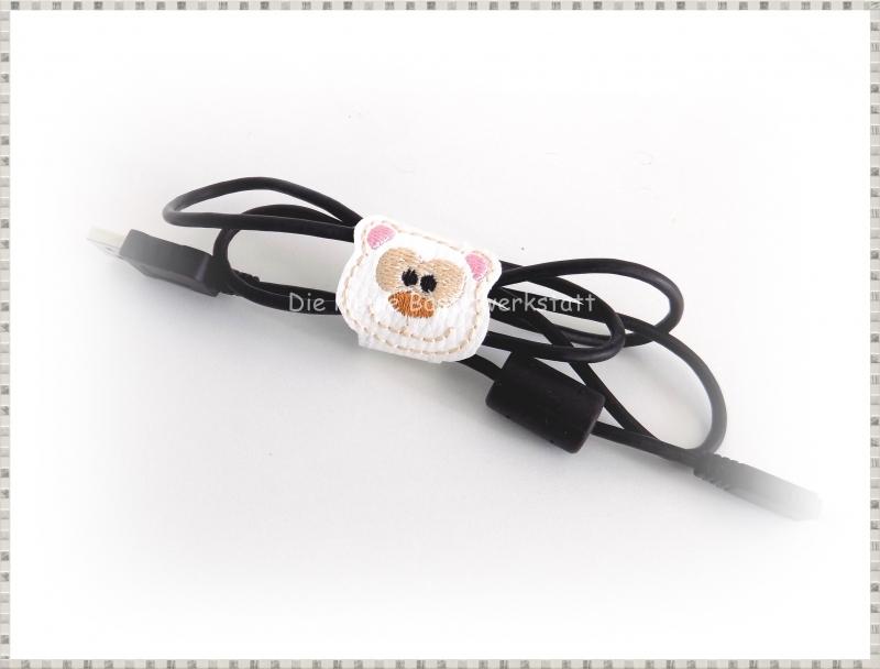 - Kabelhalter, Kabelbinder, Cliphalter, Kabelbinder aus Kunstleder - Kabelhalter, Kabelbinder, Cliphalter, Kabelbinder aus Kunstleder
