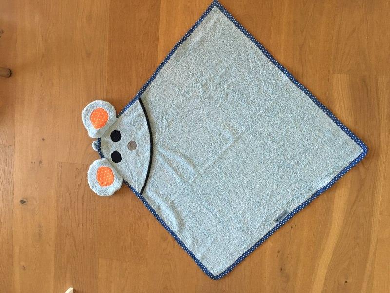 - Kapuzenbadetuch Baby Handtuch Badetuch // Mädchen und Jungen // Auswahlstoff // Design MAUS - Kapuzenbadetuch Baby Handtuch Badetuch // Mädchen und Jungen // Auswahlstoff // Design MAUS