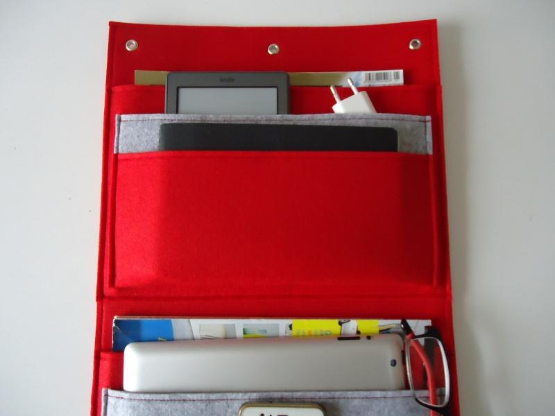 Kleinesbild - Wohnmobil, Studentenzimmer Hängeorganizer,  XL Wandtasche