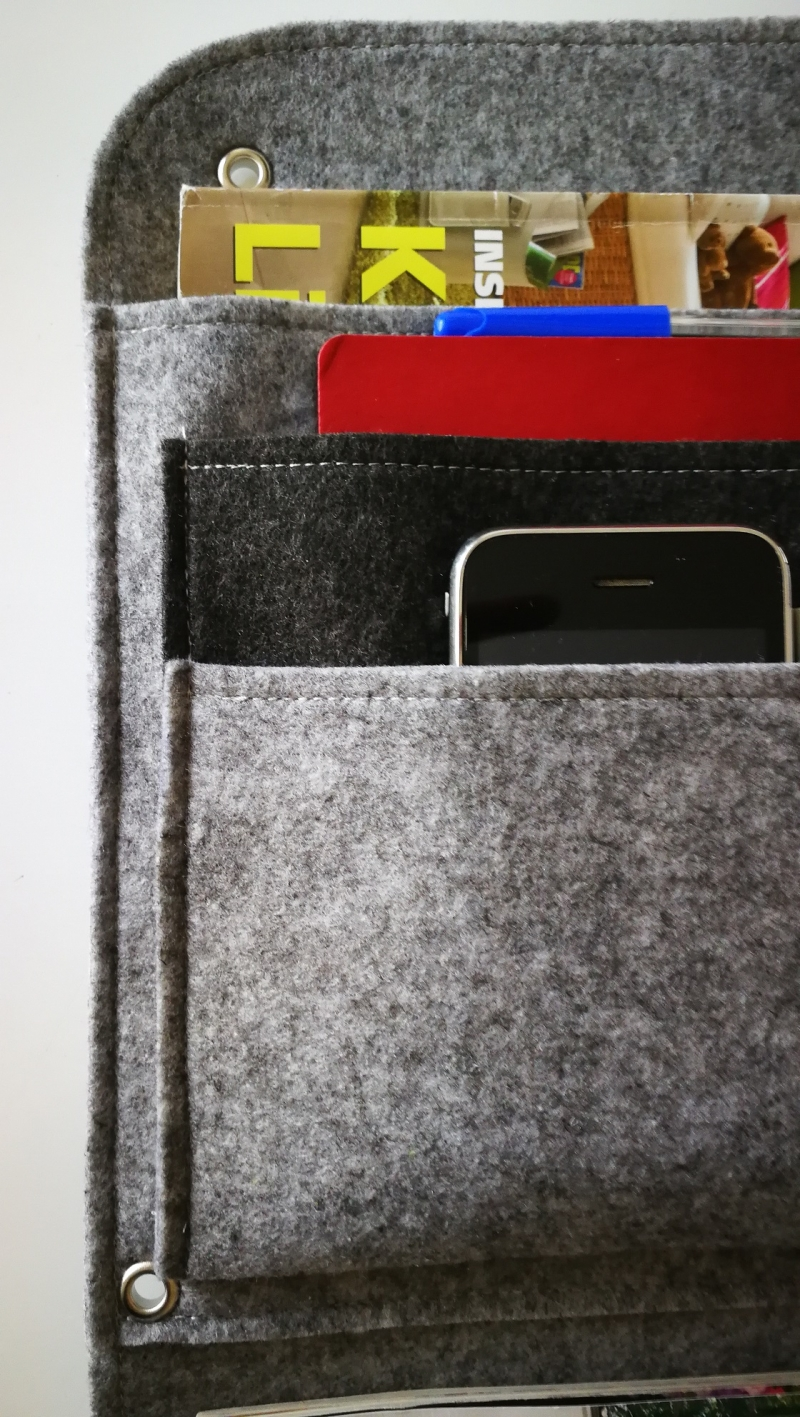 Kleinesbild - XL Wandtasche, Wohnmobil, Studentenzimmer, WG Zimmer  (Kopie id: 100196404) (Kopie id: 100204665)