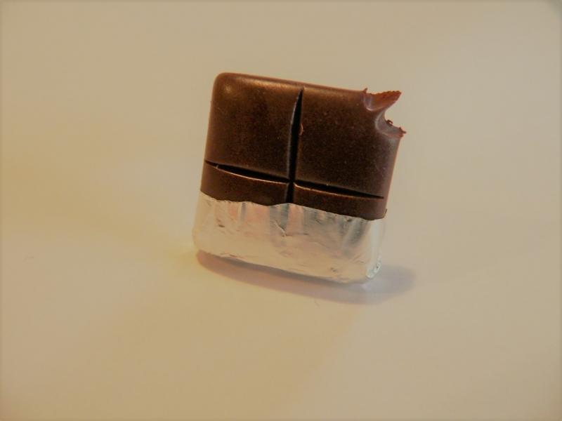 -  Ring Schokolade aus Fimo handmodelliert  Fingerring aus Polymer Clay -  Ring Schokolade aus Fimo handmodelliert  Fingerring aus Polymer Clay