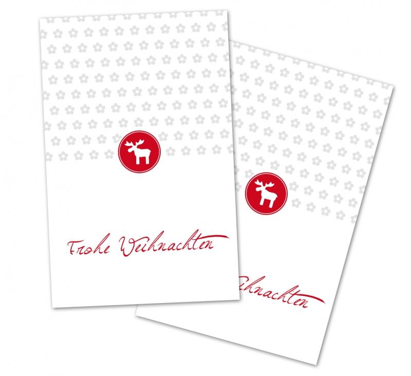 Anlässe : 25 Danke-Karten, Geschenkanhänger, Weihnachtskarte ...
