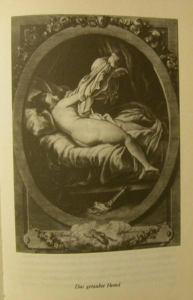 Kleinesbild - Die Liebesabenteuer des Chevaliers Faublas,Kiepenheuer Verlag,1979,375 Seiten.