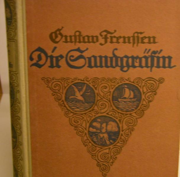 - Die Sandgräfin Roman von 1921,Verlagsbuchhandlung Berlin - Die Sandgräfin Roman von 1921,Verlagsbuchhandlung Berlin