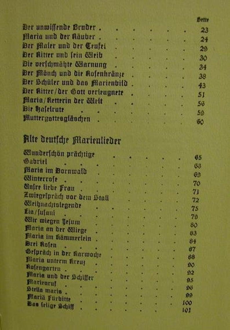 Kleinesbild - Das Marienbuch-Dürers Marienleben nebst einer Auswahl der schönsten Marienlegenden