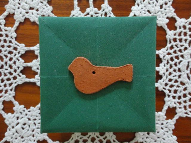 Kleinesbild - Keramikvögel, 10er-Set, Keramikanhänger
