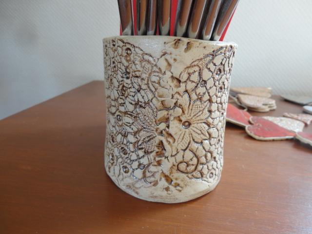 Kleinesbild - Besteckkasten, Besteckkorb, Vase