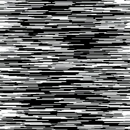 - Baumwolldruck Verzerrung Streifen weiß schwarz für Stoffmasken für Jungs und Männer  - Baumwolldruck Verzerrung Streifen weiß schwarz für Stoffmasken für Jungs und Männer