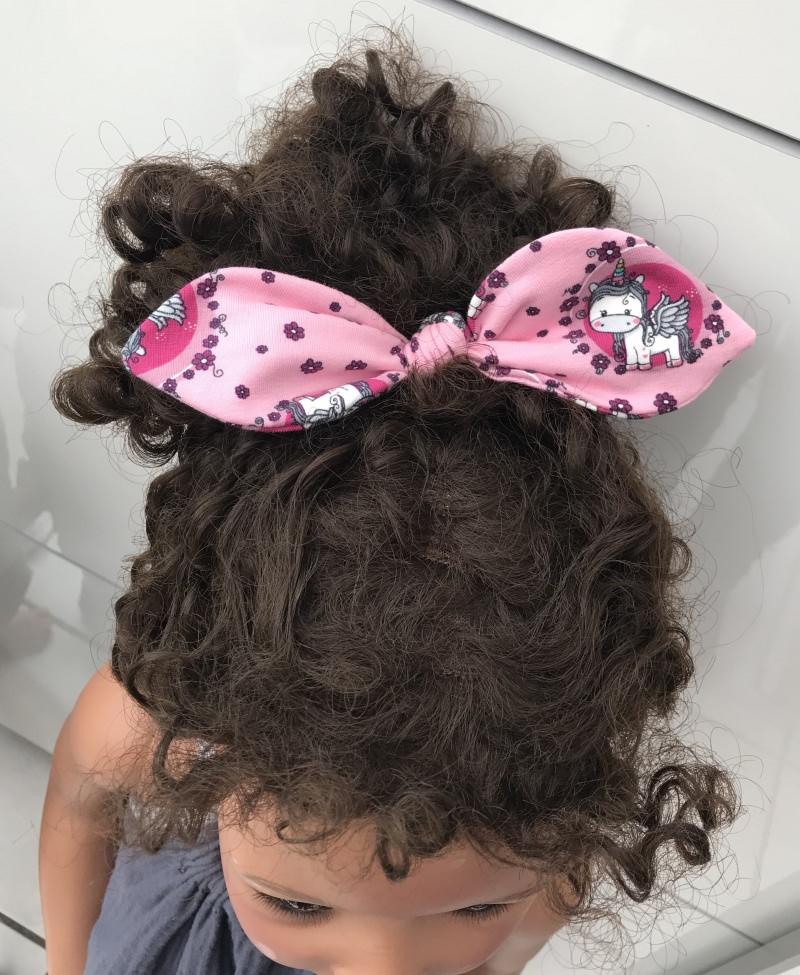 Kleinesbild - Haargummi Haarschleife