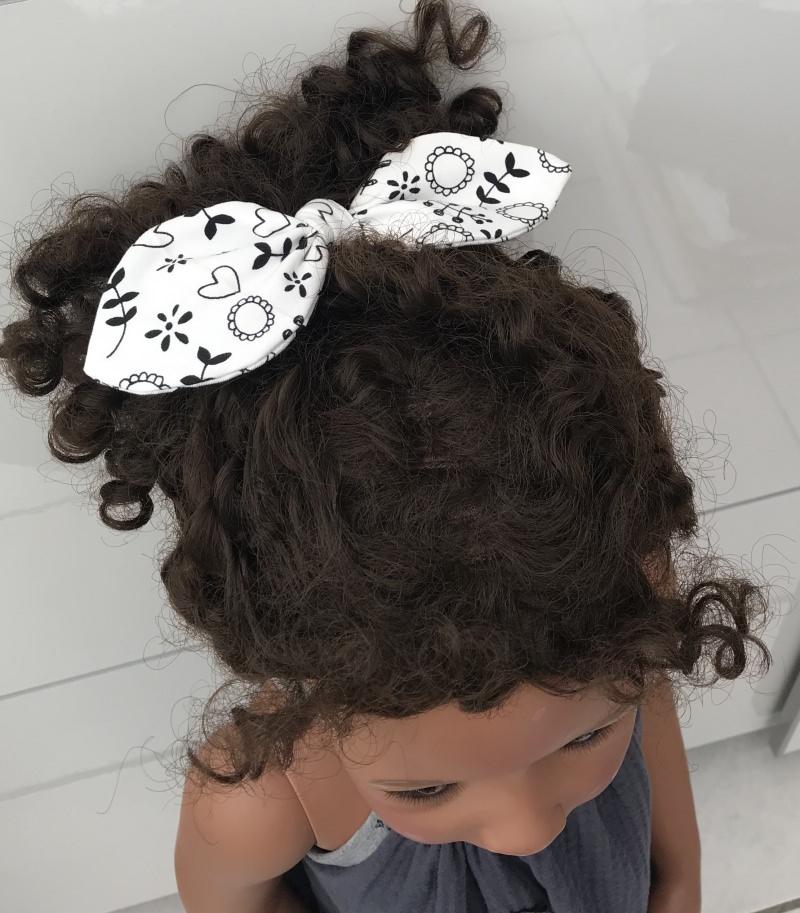 - Haargummi Haarschleife - Haargummi Haarschleife