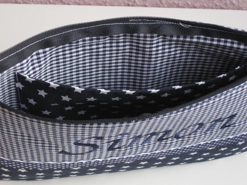 Kleinesbild - Windeltasche Wickeltasche Kulturtasche    ★ MIT NAME ★     so wie Du es magst