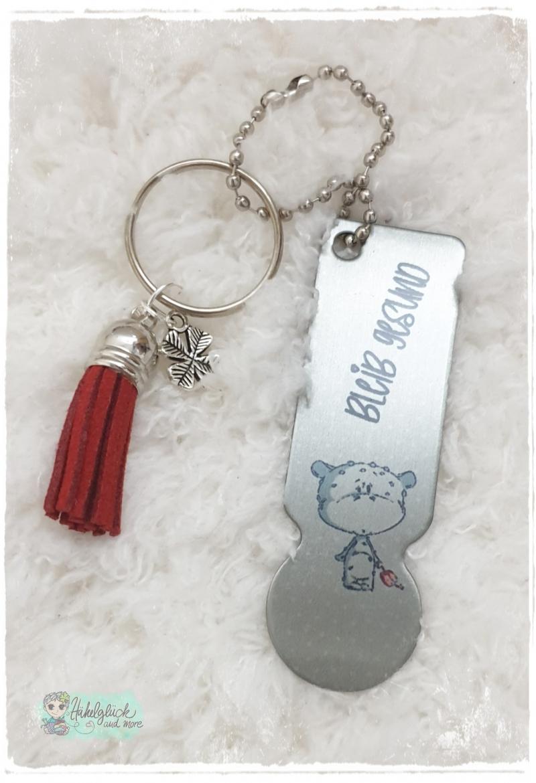- Einkaufswagenlöser ♥ Schlüsselanhänger ♥ Beib gesund-Virentierchen - Einkaufswagenlöser ♥ Schlüsselanhänger ♥ Beib gesund-Virentierchen