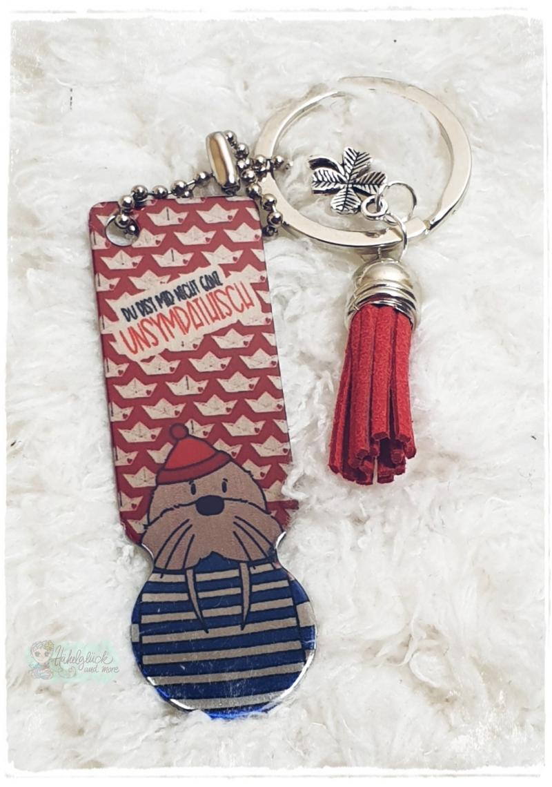 - Einkaufswagenlöser ♥ Schlüsselanhänger ♥ Nicht ganz unsympathisch - Einkaufswagenlöser ♥ Schlüsselanhänger ♥ Nicht ganz unsympathisch