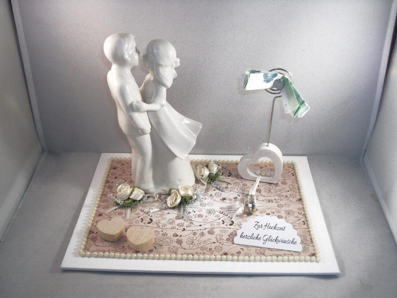 Anlässe Geldgeschenk Hochzeit Brautpaar Vermählung Auch Für