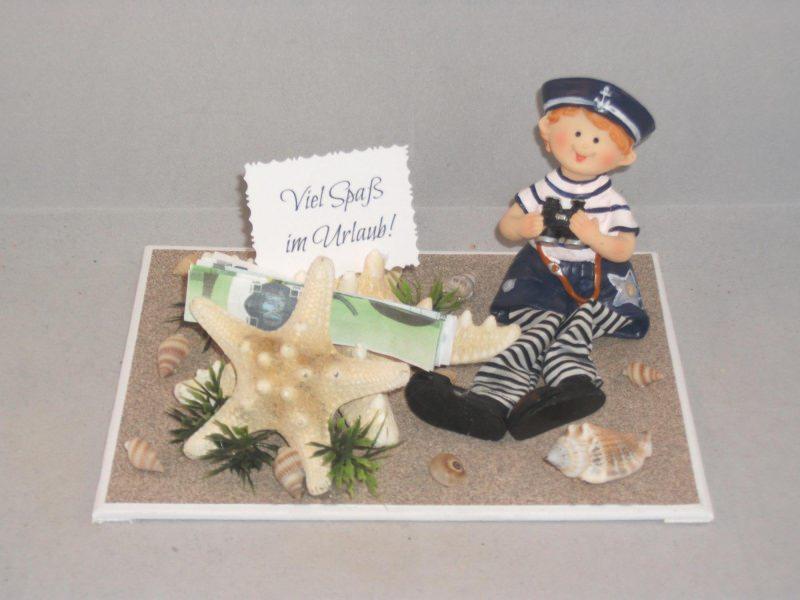 Anlasse Geldgeschenk Fur Urlaub Urlaubsgeld Geburtstag Matrose