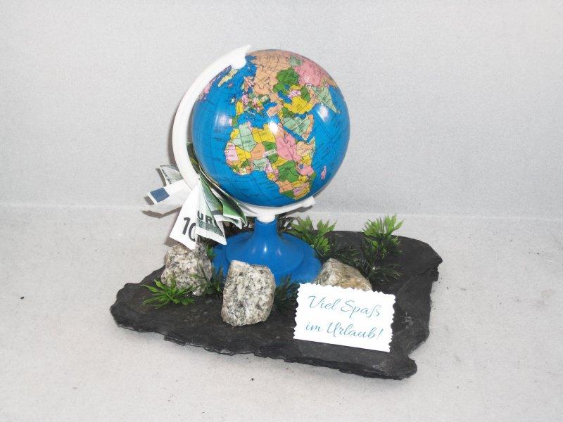 Anlasse Geldgeschenk Urlaub Geburtstag Urlaubsgeld Globus