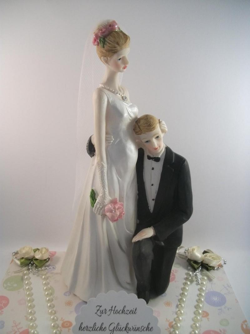 Kleinesbild - Geldgeschenk, Hochzeit, schwangere Braut, Baby