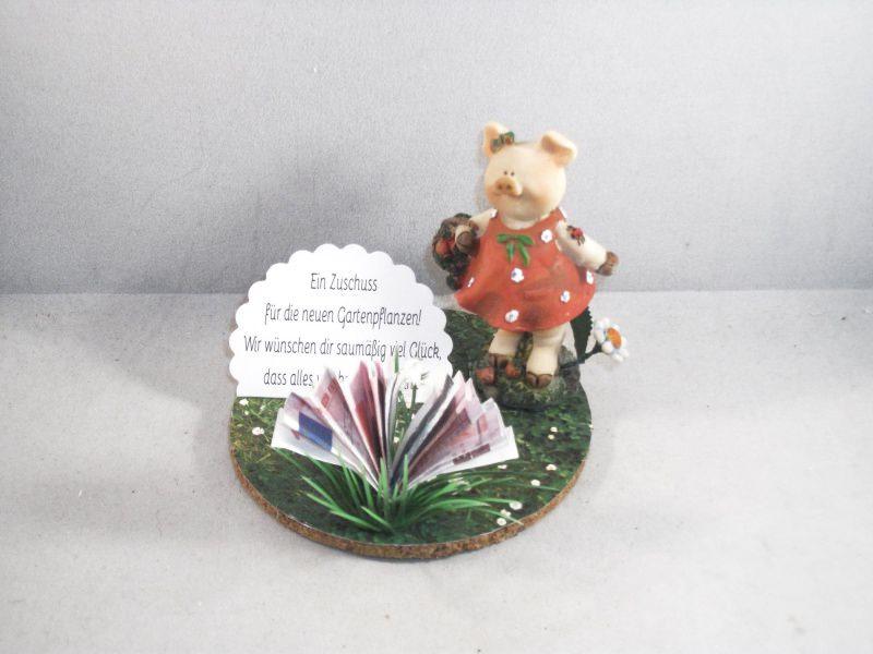 Anlasse Geldgeschenk Geburtstag Geld Fur Gartenpflanzen Blumen