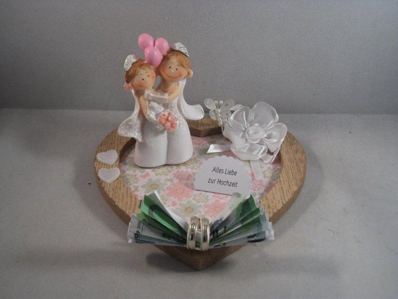 Anlasse Geldgeschenk Frauenhochzeit Lesbisch Hochzeit Frauen