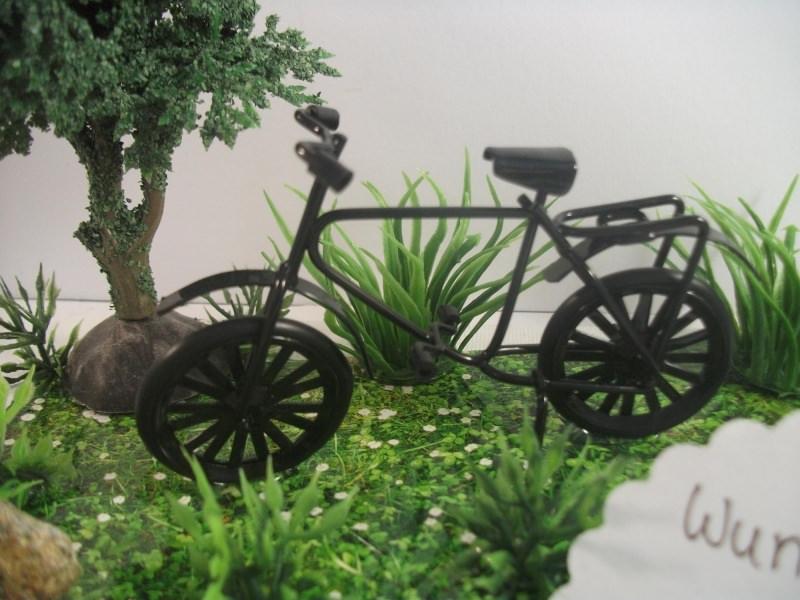 Kleinesbild - Geldgeschenk Fahrrad, Geburtstag, radeln, Urlaub mit Rad, Radl, Radtour