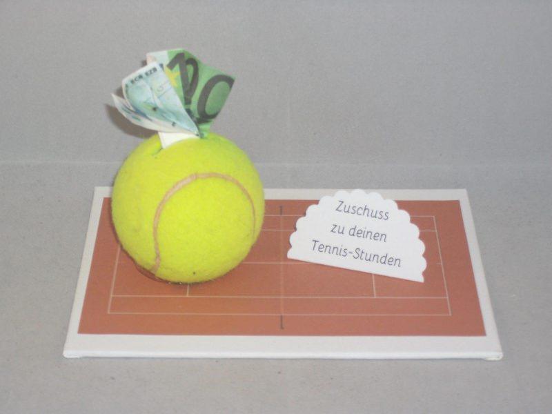 - Geldgeschenk für Tennisstunden, Geburtstag, Tennisschläger, Tennis, Tenniskleidung, Sportkleidung - Geldgeschenk für Tennisstunden, Geburtstag, Tennisschläger, Tennis, Tenniskleidung, Sportkleidung