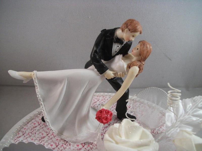 Kleinesbild - Geldgeschenk Hochzeit, tanzendes Brautpaar, edel, Hochzeitstanz