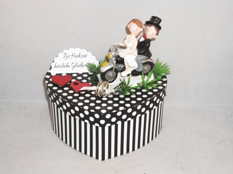 - Geldgeschenk zur Hochzeit für Biker, Motorrad, Motorradfahrer heiraten - Geldgeschenk zur Hochzeit für Biker, Motorrad, Motorradfahrer heiraten