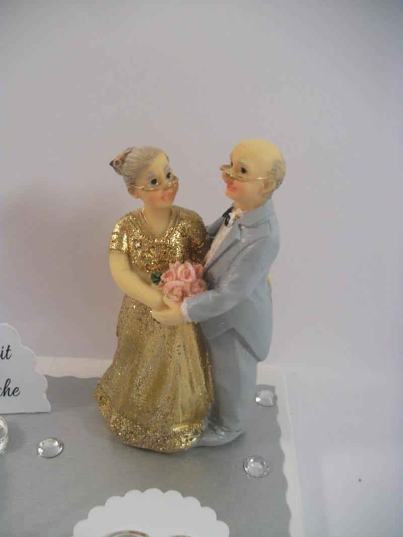 Kleinesbild - Geldgeschenk Diamantene Hochzeit, 60, Ehejubiläum, lange Ehe