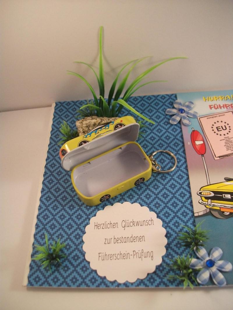 Anlasse Geldgeschenk Geburtstag Fuhrerschein Auto 18 Prufung